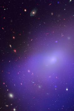 Elliptical Galaxy NGC 1132.