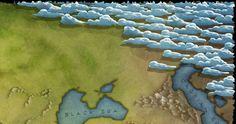World map(Concept) by ThirdBM - 2012. 04. 21. #AnS