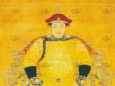 Chinese Emperors wore yellow.