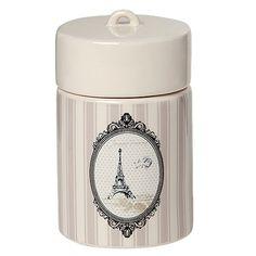 Chateau Ceramic Trinket Box - Giftware - Homewares - The Warehouse
