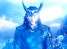 #TomHiddleston as #Loki in #ThorRagnarok