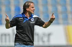 Arminia-Coach Rehm ist von seinem Weg und einem Sieg überzeugt +++ Rehm f6744aa9d7