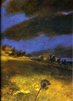 Dandelions,  Jaime Wyeth