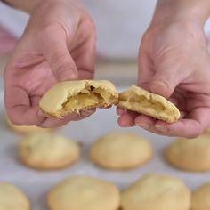 Italian Cookie Recipes, Italian Cookies, Italian Desserts, Desserts With Biscuits, Cookies Et Biscuits, Torrone Recipe, Healthy Toddler Breakfast, Biscotti Cookies, Apple Cookies