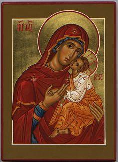 Theotokos by Paul Drozdowski
