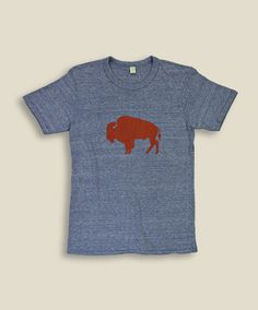 Buffalo Tee from Alchemy Design