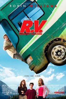 RV Motorhome and caravan films: RV (2006)