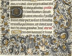 Book of Hours, MS M.854 fol. 226r - Images from Medieval and Renaissance Manuscripts - The Morgan Library & Museum