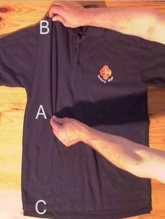 T-Shirt in unter 2 Sekunden zusammenlegen? Wir verraten den Trick!