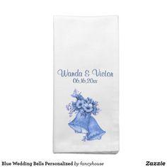 Blue Wedding Bells P