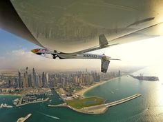 Red Bull X Glider _  World Air Games Champion by Luca Bertossio