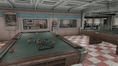 Central atrium, luxurious rooms offered by More Vault Rooms mod and many other features. Fallout 4 Vault Tec, Barber Store, Fallout 4 Settlement Ideas, Fallout 4 Vaults, Fall Out 4, Atrium, Luxury, Building, Projects
