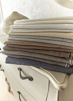 Alderley fabric collection Chenille Fabric, Roman Blinds, Soft Furnishings, Cushions, Curtains, Prints, Pattern, Inspiration, Collection