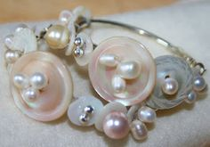 Vitamin C... A Daily Dose of Creativity: Button Giveaway Earrings