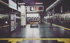 Ease into a platform. iPhone7/Procamera/VSCO  #駅のホーム #trainplatform #odakyu #小田急線 #japan #proxamera #vsco #vscocam #shotoniPhone #instadiary #shotoniPhone7 #instagramjapan #ig_japan #instadiary #iphonephotography #ink361_mobile #ink361_asia #reco_ig #igersjp #mwjp #team_jp_ #indies_gram #hueart_life #ig_street #streetphotography #奥行き同盟 #写真好きな人と繋がりたい #写真撮ってる人と繋がりたい #東京カメラ部 #tokyocameraclub #iPhone越しの私の世界
