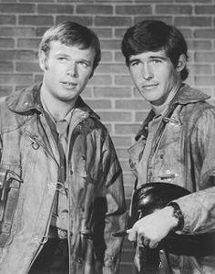 EMERGENCY!!  Firefighter/Paramedics Roy DeSoto and John Gage