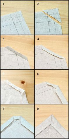 perfect ((easy)) corner tutorial