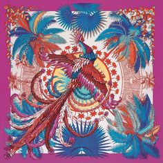 HERMES SCARF  PURE ART