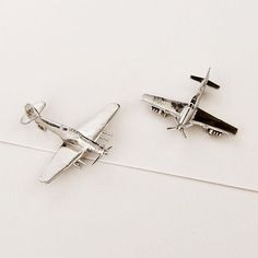Planes. Jewellery. Planes, Hair Accessories, Stud Earrings, Jewellery, Instagram Posts, Silver, Airplanes, Jewels, Jewelry Shop