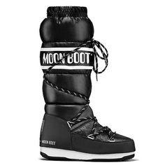 TECNICA-Snowboot-Moonboots-MOON-BOOT-DUVET-2-schwarz-Modell-14-15-NEU