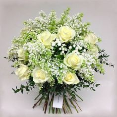 8 best orchidya pure white flowers images on pinterest the pure is white luxury and elegant flower bouquet for someone you truly mightylinksfo