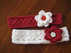 Cutest little headbands for girls!