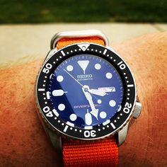 diver watch omega seiko on Instagram