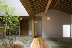 uemachi laboratory / house in mino