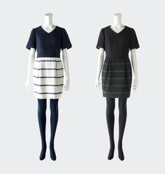 BORDERS at BALCONY #DRESS B-3 #2013AW #bordersatbalcony #border Balcony, Collection, Dresses, Fashion, Terrace, Gowns, Moda, La Mode, Dress