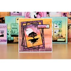 Hunkydory Twilight Kingdom - Sunset Edition Ultimate Bundle - Includes Topper Collection, Box Cards, Luxury Inserts and Little Book No Colour