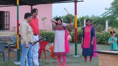 Family & Friends Get Together at Ratangarh Farms #ThrillThrush #MangoTraveler #RatangarhFarms #GetTogether #FamilyFriends #IndoorGames #OutdoorGames #Dance #Food #Getaway