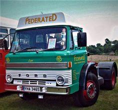 Big Trucks, Ford Trucks, Classic Trucks, Classic Cars, Old Lorries, Ford Vehicles, Heavy Truck, Car Ford, Vintage Trucks