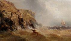 henry-redmore-off-the-cornish-coast-12x20-oil-on-board.jpg (900×525)