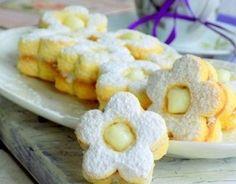 Najlon torta sa orasima i mljevenim keksom Czech Recipes, Croatian Recipes, Ethnic Recipes, Croatian Cuisine, Kolaci I Torte, Puff Pastry Recipes, Lava Cakes, Christmas Sweets, Pastry Cake