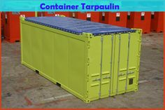 Container Covers Tarpaulin Fabric features high hardiness. Our Container Covers fabric withstands strong winds, rains, sun and beneath zero temperature. Our fabric comes with different weight and colors of your choice. Our base fabric comes in the form of Fabric. Fabric is for longer lasting application that requires highest tear strength, more suppleness and greater stretch. Our HDPE fabric is best suited to the broadest range of Container Covers needs.