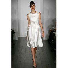 Short Casual Beach Wedding Dresses | ... -casual-short-size-8-pink-and-black-ruffled-wedding-dress-gowns.jpg