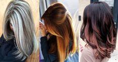 Стильное решение — модное мелирование осень — зима(44 фото) – В РИТМІ ЖИТТЯ Hair Beauty, Make Up, Long Hair Styles, Health, Boleros, Hair Makeup, Health Care, Long Hairstyle, Makeup