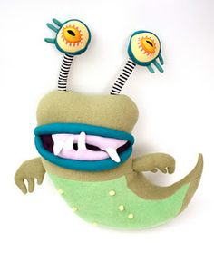 Cotton Monster