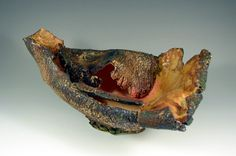 Sculpture Art  Ceramic  Art  Blazing Autumn by PatParkerCeramicArt, $297.00
