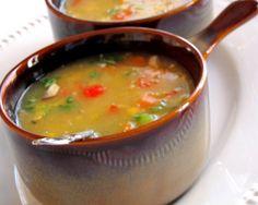 themustardseed......: Sweet corn vegetable soup