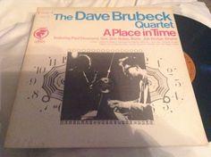 The Dave Brubeck Quartet- A Place In Time, LP Vinyl, JAZZ #Quartet
