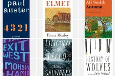 Man Booker Prize Shortlist 2017: George Saunders, Paul Auster, Ali Smith And More : The Two-Way : NPR