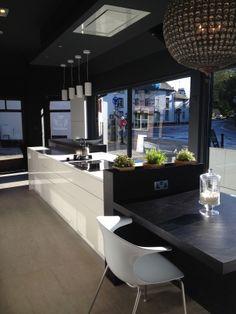 Hart-Woods Italian Kitchen Showroom in Prestbury.  https://twitter.com/hartwoods www.hartwoods.co.uk  #kitchens #astercucine #italian