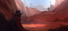 ArtStation - Another CDW Class Demo, Ned Rogers