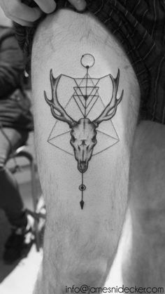 geometric tattoo tumblr - Google Search