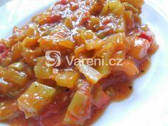 Recept na výborné zeleninové lečo, které chuťově doplní lahůdkové droždí. Macaroni And Cheese, Ethnic Recipes, Food, Mac And Cheese, Essen, Yemek, Eten, Meals