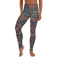 Breath of the wind - yoga leggings - Balance and Symmetry Breath Of The Wind, Yoga Session, Spandex Material, Yoga Leggings, Breathe, Hand Sewing, Tights, Fashion, Navy Tights