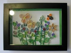 Quilled Paper Sculpture Paper Quilling Art by MichellesTwistedTree, $60.00
