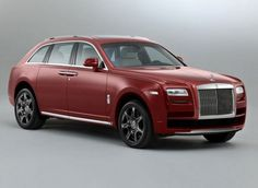 SNEAK PEAK: Could this be the Rolls-Royce SUV?