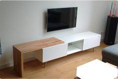 hout-van-pieter-p2016019-TV meubel ikea hack